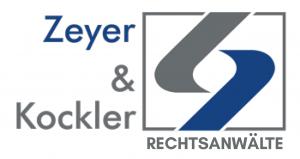 Rechtsanwälte Zeyer und Kockler